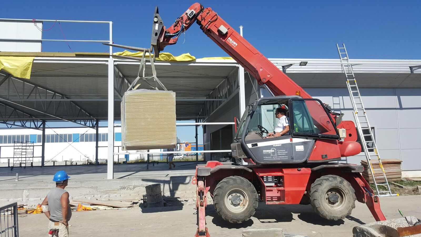Constructii hale metalice Arad (1)